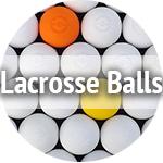 used lacrosse balls